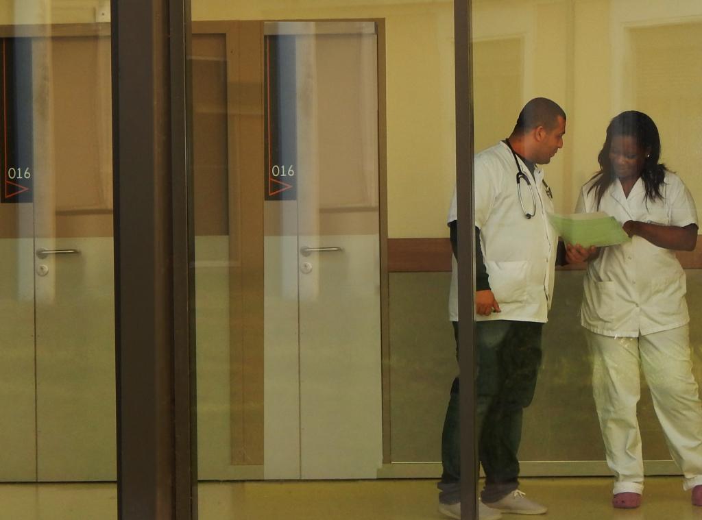 Service de Medecine de l'Hopital Maternité de Ste Foy lès Lyon