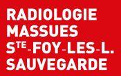 Logo service radiologie Massues Lyon